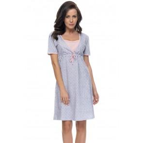 Nightshirt model 108221 Dn-nightwear