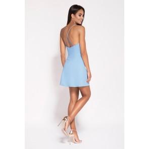 Short dress model 121590 Dursi