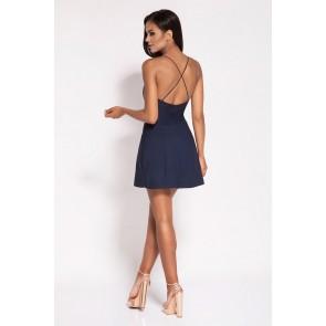 Short dress model 121592 Dursi