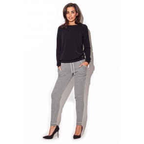 Women trousers model 44788 Katrus