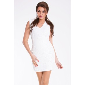 Short dress model 48869 YourNewStyle