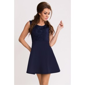 Short dress model 48880 YourNewStyle