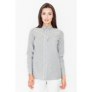 Long sleeve shirt model 61516 Figl