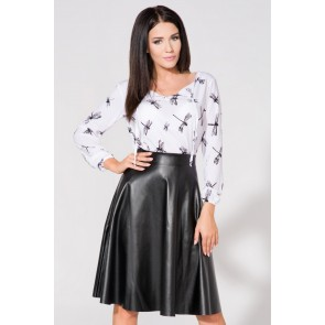 Skirt model 61688 Tessita