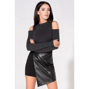 Short skirt model 61689 Tessita