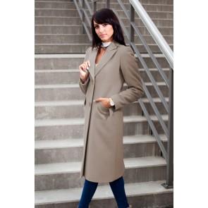 Coat model 74470 Mattire