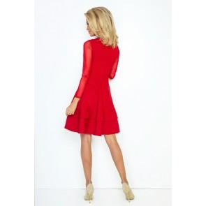 Evening dress model 74493 Numoco