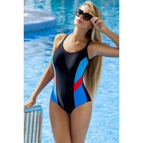 Swimsuit one piece model 77747 Ewlon