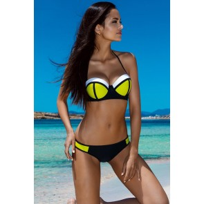 Swimsuit two piece model 77784 Lorin