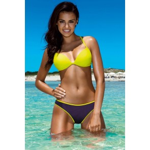 Swimsuit two piece model 77795 Lorin