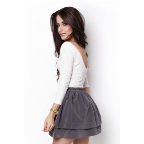 Short skirt model 87016 IVON