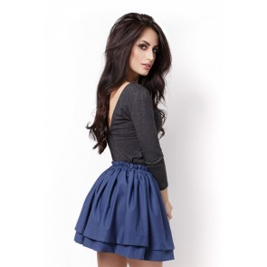 Short skirt model 87017 IVON